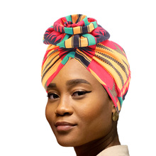 New Women Turban Hat Bohemia Style Flower Hijab Caps Beanie Hair Accessories India Hat Muslim Scarf Cap Hair Loss dropshipping