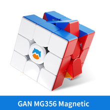 Magnet Magic-Cube Gan Monster Puzzle-Game 3x3-Speed 3X3X3 Professional Go-Mg3 MG356