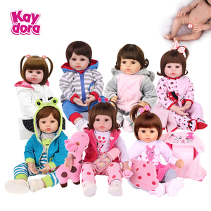 Kids Toys Doll 48cm Full Silicone Bebe Reborn Baby Dolls Alive Bath Playmate Realistic Menina Cute Toddler Child Surprise Gifts(China)