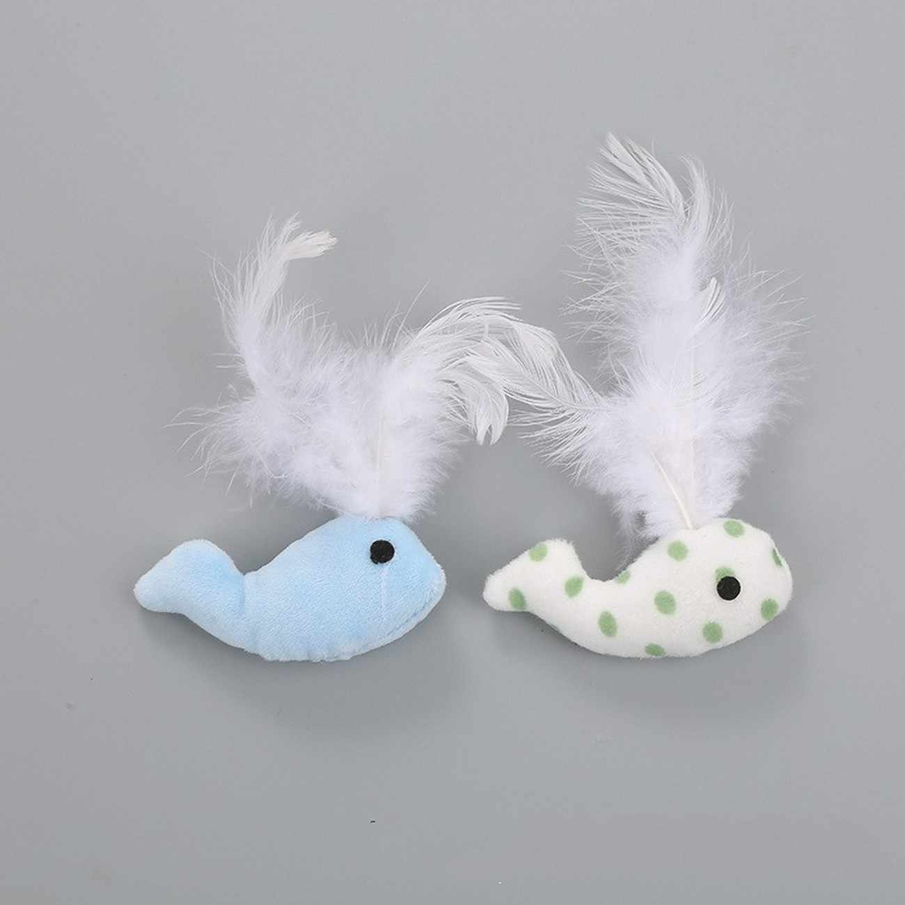 1 sztuk 18cm kot zabawki dla zwierząt domowych prawdziwe futro kot długowłosy pióra ogona na myszy szczury królik zabawki dla psów i kotów