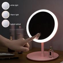 Vantity Desk Mirror Light Makeup Table Cosmetic Light Dimmable Make Up Mirror Light Led Vanity Mirror Lamp Dressing Table Lamp