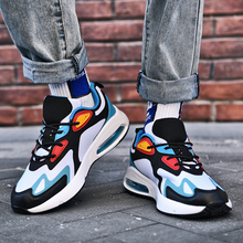 New four seasons couple casual breathable air cushion sneakers wild fashion couple casual shoes trend couple fashion sneakers
