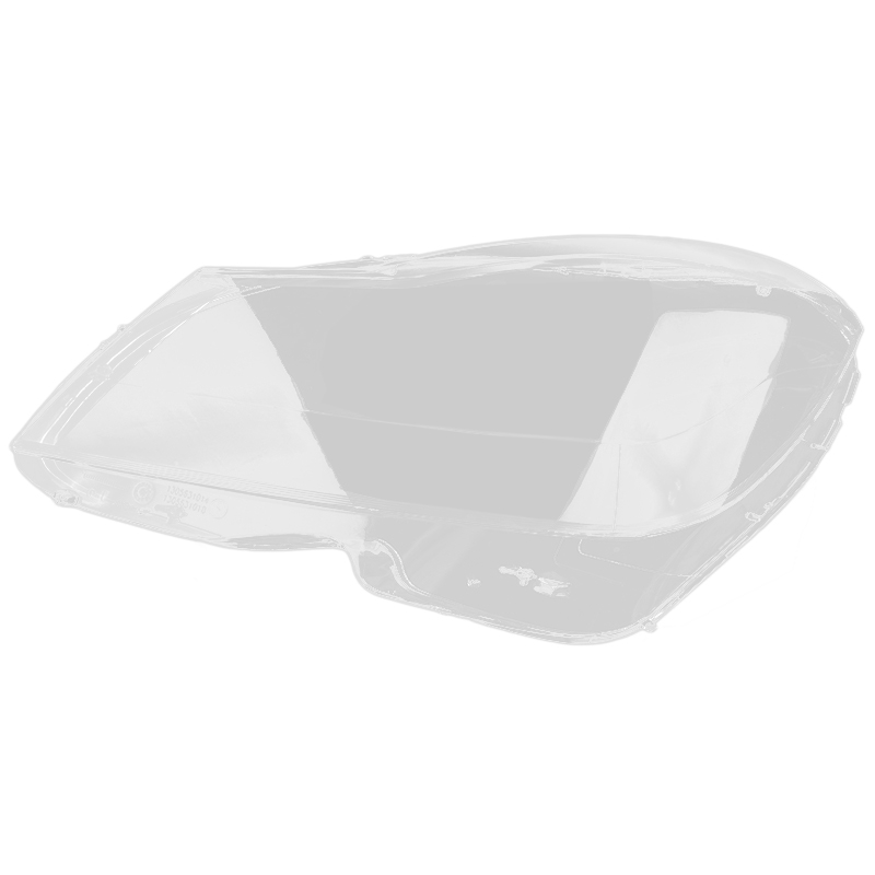 Headlight Clear Lens Lampshade Cover Fit for Mercedes-Benz C-Class W204 C180 C200 C260 2011-2013,head light Shell