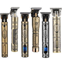 Electric Hair Clipper Rechargeable Shaver Beard trimmer Professional Hair Trimmer Cordless Men Hair Cutting Machine Beard razo