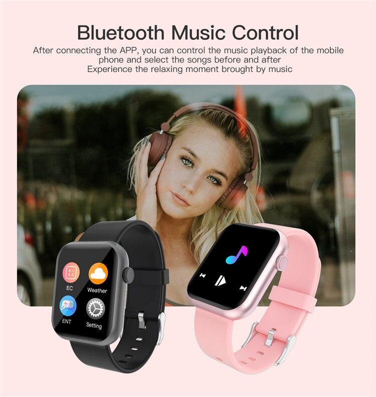 He19cd84f7a5c4e12a7c6b7db899ee7255 Oxygen Monitor Smart Watch 2020 Blood Pressure Smartwatch