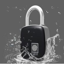 Смарт замок дверной беспроводной с поддержкой bluetooth и сканером