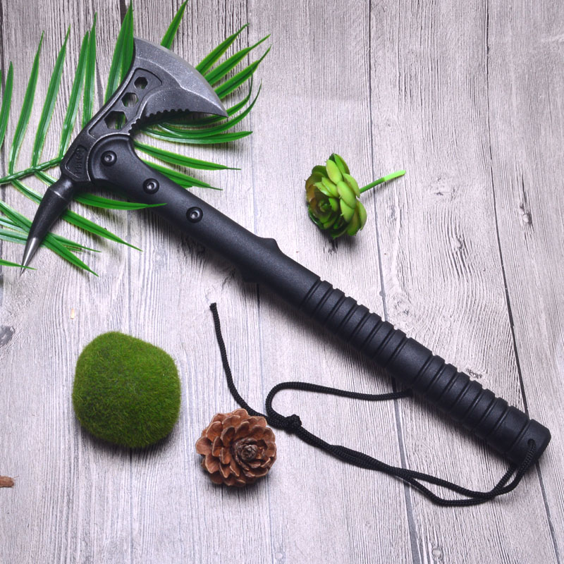 Chili Style Tactical Axe Tomahawk Army Outdoor Hunting Camping Survival Machete <font><b>Axes</b></font> Hand <font><b>Tools</b></font> Fire Axe Hatchet Axe/Ice Axe image