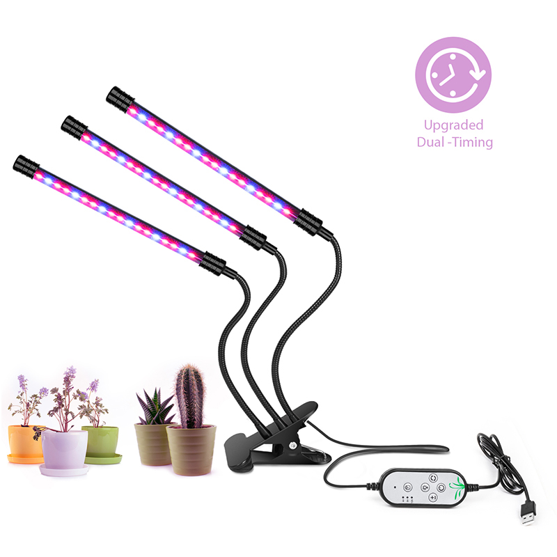 Phyto Lamp For Plants LED Grow Light Full Spectrum Fitolamp Phytolent Phyto-Lamp LED Ultraviolet UV Lamp For Flowers Seedlings