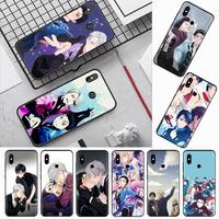 Custodia per telefono Yuri On Ice Yuri Anime per Xiaomi Redmi mi note max 3 5 6 8 9 10 t S SE lite pro custodia morbida in Silicone