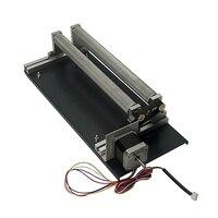Eixo giratório da máquina de gravura do laser/gabarito giratório/eixo giratório da gravura do cilindro