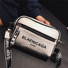 Bags Women 2019 New Shoulder Bag Casual Fashion Crossbody for Wide Strap