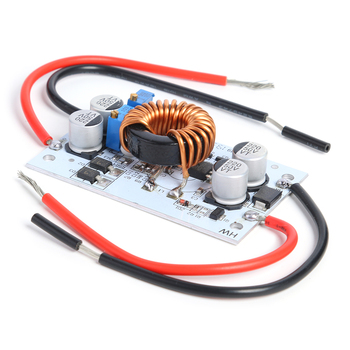 HW-449 500W 10A DC-DC Boost Converter Constant Current 8.5-48V to 10-50V Car Power Supply LED Driver Charger Booster Module image