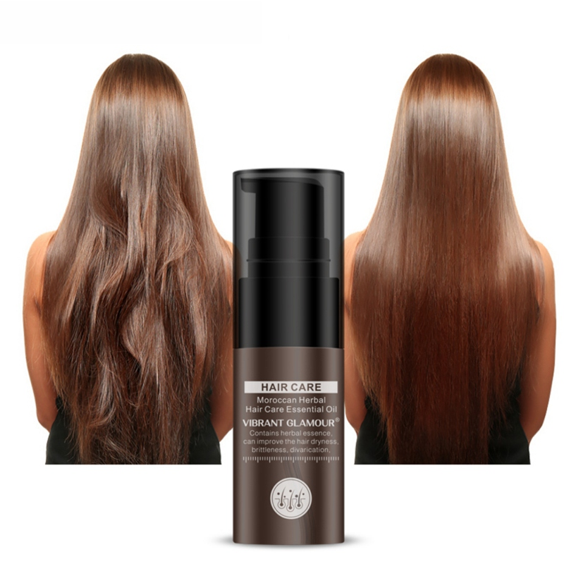 Argan-Oil Hair Improve Morocco Split Essence-Repair Nourishing Damaged