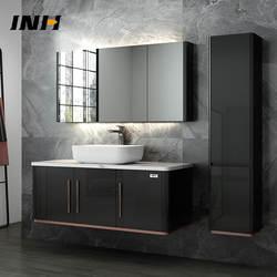 В где минималистичный современный шкаф для ванной комнаты производители оптом тумбочка под керамическую раковинy твердый деревянный шкаф