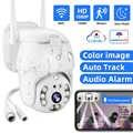 Cámara IP 1080P PTZ domo de velocidad al aire libre cámara inalámbrica wifi Pan Tilt cámara de seguridad 4X Zoom Auto pista crucero