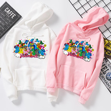 2019 Women Autumn Winter Clothing Fashion online celebrity Cartoon Vetemens Hoodies VT Sweatshirt Girl Streetwear Hoodie