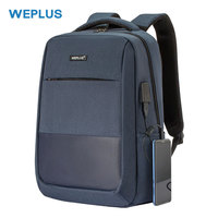 Woman Laptop Backpack 15.6 Inch Usb Charger Casual Bag Lightweight Travel Bags Waterproof Men Anti theft Multi function Daypack