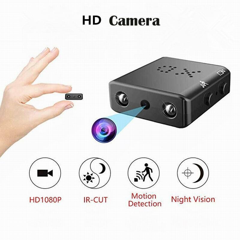 Mini WIFI HD 1080P 4K Camera XD Security Night Vision Video Recorder