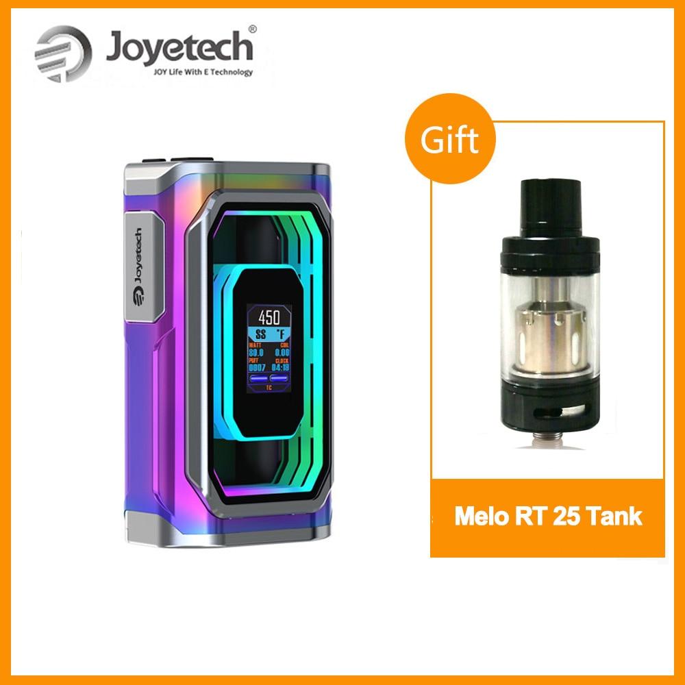 Clearance Original Joyetech ESPION Infinite AI Box Mod Output 230W Power/RTC/Bypass/TC/TCR Modes 510 Thread Vpae Mod E-Cigarette