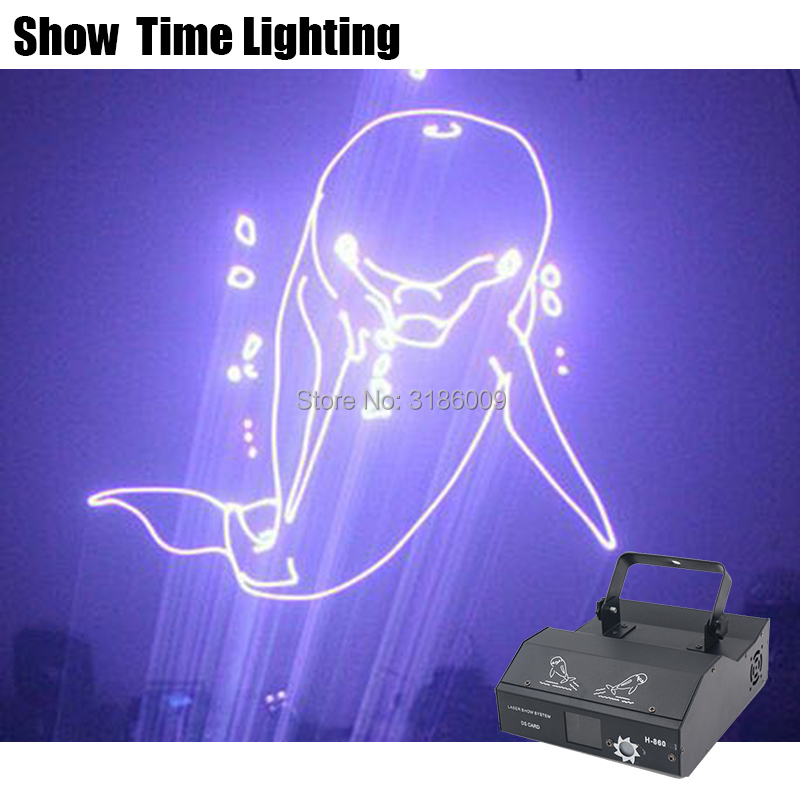 3D RGB Dj Laser Del Fumetto Immagine Linee Fascio Full Stelle DJ Dance Bar Caffè di Natale Casa Del Partito Della Discoteca di Effetto di Illuminazione sistema di illuminazione Spettacolo