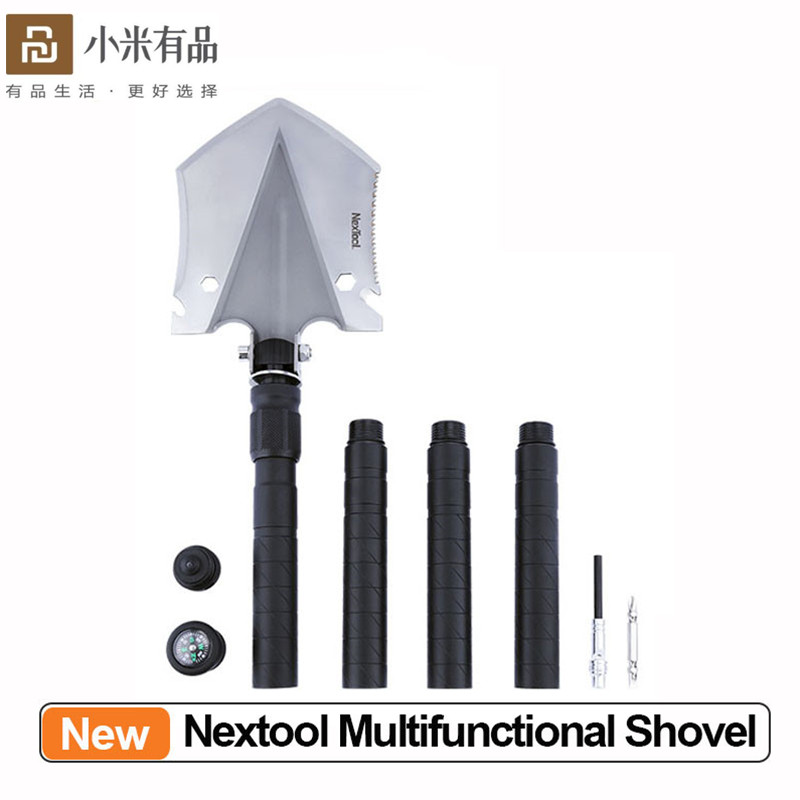 Nextool Military Tactical Multifunctional Shovel Outdoor Adventure For Xiaomi Mijia Fishing Snowflake Multi Tool Camping Surviva