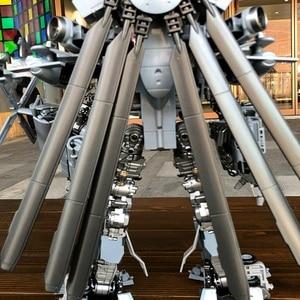 Image 5 - Фигурка робот, 30 см SS08, фигурка из сплава для скрытых теней, трансформация, WJ M05