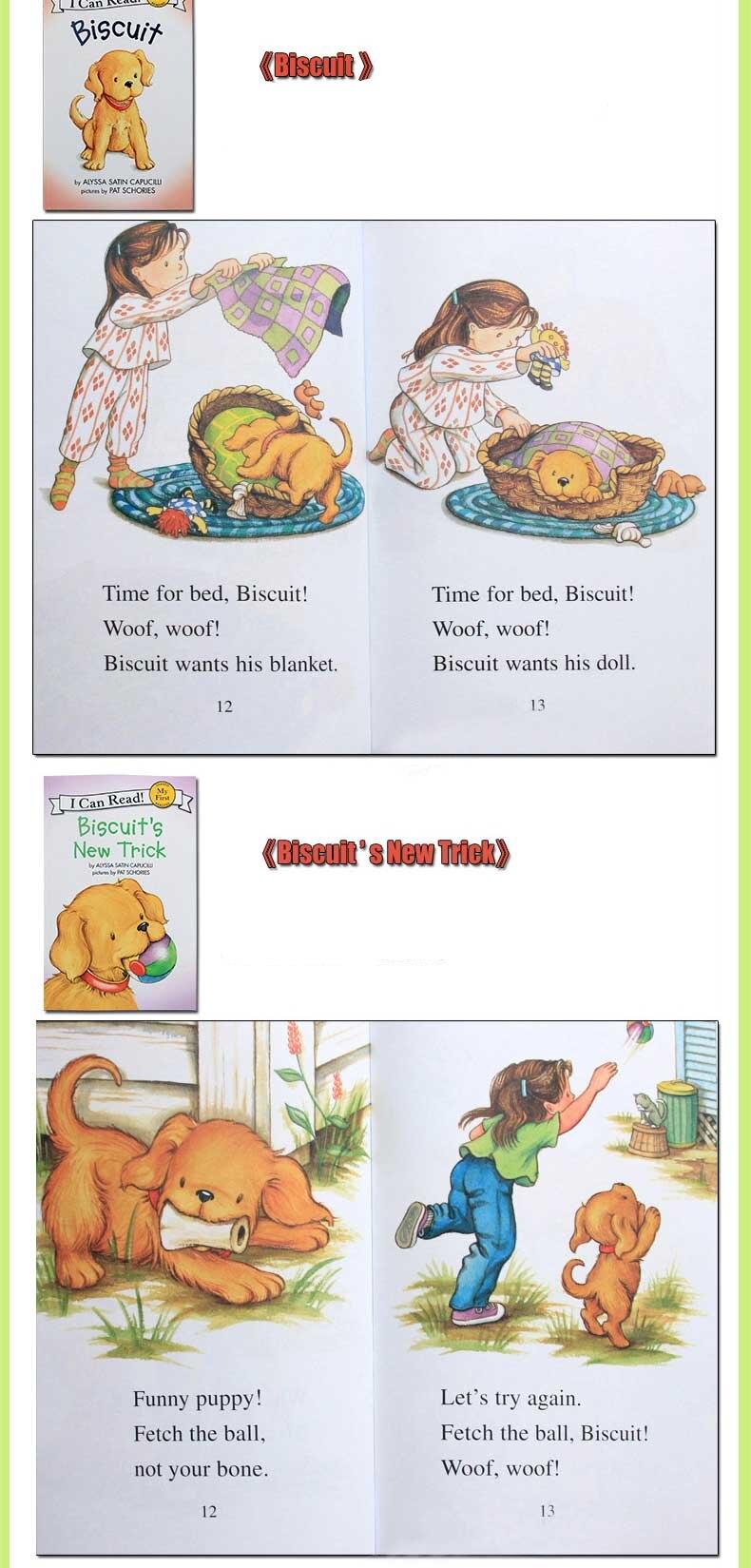 Livros de Imagens QUE EU Posso Ler