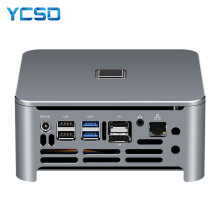 Barebone Industrial-Computer Mini Pc Desktop I5-Gaming 9850H Graphics Dual-Ddr4 I7 9th