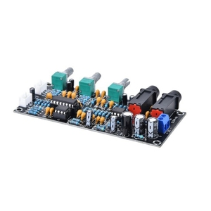 Image 4 - XH M273 PT2399デジタルマイクアンプボード残響リバーブアンプNE5532プリアンプトーンボード
