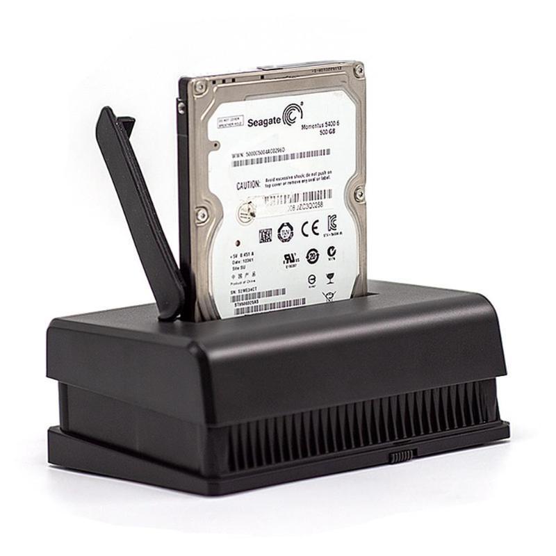 Olmaster SATA To USB 3.0 External Hard Drive Reading Dock Holder 2.5 Inch Hard Disk HDD SSD Docking Station Base For PC Laptop