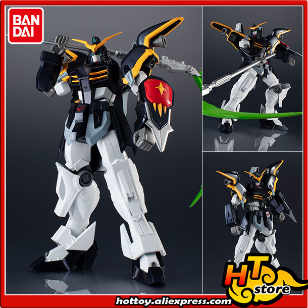 100% Original BANDAI SPIRITS GUNDAM UNIVERSE Action Figure - XXXG-01D GUNDAM DEATHSCYTHE From