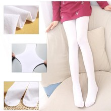 Suit Tights Velvet Kids Pantyhose Dance Weddings-Party Baby-Girl Children for 3-12-Years