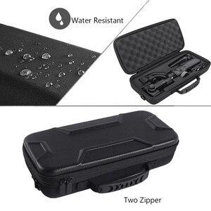 Image 3 - 2020 nouvelle mallette de rangement de transport de boîte dure dunité centrale pour Zhiyun lisse 4 stabilisateur de cardan tenu dans la main pièce supplémentaire pour des accessoires