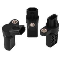A Set Of 3 Engine Crankshaft Camshaft Position Sensor Kit for Nissan Infiniti 237316J90B 23731Al60C 23731Al61A