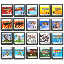 SuperMariSeries Video Game Cartridge Console Card for Nintendo NDS 3DS