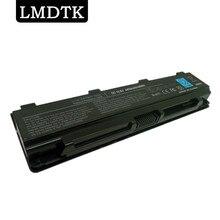 LMDTK Nuova batteria del computer portatile PER TOSHIBA Satellite C800 C805 C840 C850 C855 C870 L800 L805 L830 L835 L840 L850 L855 PA5024U 1BRS