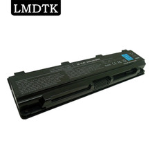 Lmdtk Новый аккумулятор для ноутбука Toshiba Satellite C800 C805 C840 C850 C855 C870 L800 L805 L830 L835 L840 L850 L855 PA5024U 1BRS