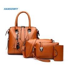 The new women's bag fashion handbag of 2020, mother handbag, cross-body bag hasp cross body handbag