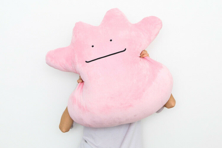 50cm Ditto Pillow Throw Cushion Stuffed Doll Plush Baby Cotton Soft Stuffed Doll Figure Children Anime Plush Toy Christmas Gifts