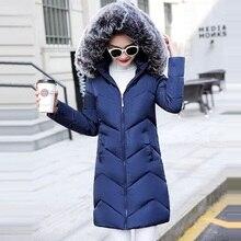 2019 Hooded Winter Jacket Women Plus Size S- 6XL Winter Coat