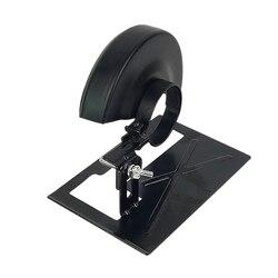 Z regulowanym kątem szlifierka narzędzie uchwytowe maszyna do cięcia frez wspornik metalowy podstawa w Szlifierki od Narzędzia na
