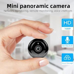 Image 3 - 1080P אלחוטי מיני WiFi מצלמה אבטחת בית מצלמה מעקבים IR ראיית לילה Motion לזהות תינוק צג P2P