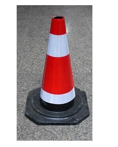 Rubber Traffic Cone 70 Cm Reflective Traffic Cone Roadblocks Cone Traffic Cones Traffic Facilities
