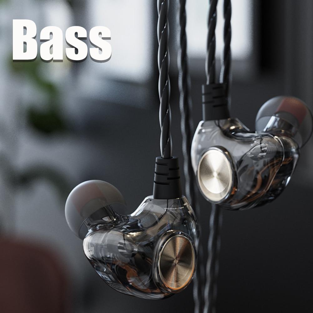 AZiMiYO HK1 լարային ականջակալներ 3.5 մմ - Դյուրակիր աուդիո և վիդեո - Լուսանկար 3