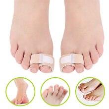 ИД 2 шт ремешок для разделения пальцев ног при вальгусной деформации