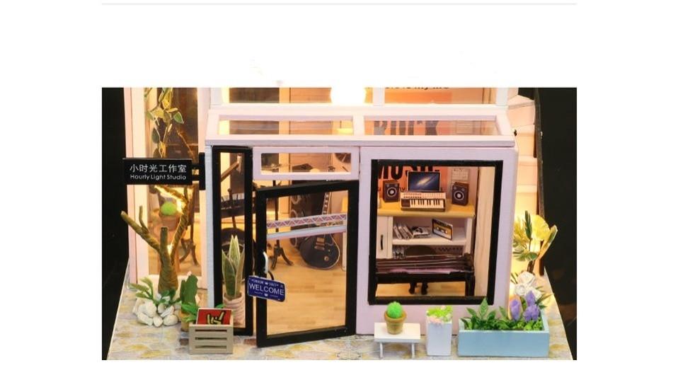He1a5825eea6a473b8672174a34d970e5W - Robotime - DIY Models, DIY Miniature Houses, 3d Wooden Puzzle