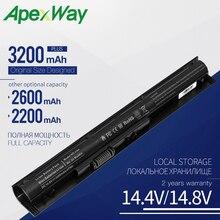 цены Apexway 4 Cell VI04 VIO4 Laptop Battery For HP ProBook 440/450 G2 Series 756743-001 756745-001 756744-001 756478-421 HSTNN-DB6I