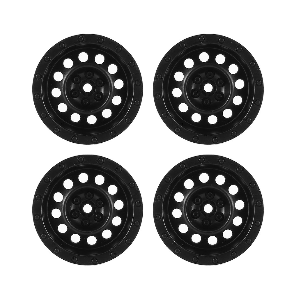 4Pcs/Set For AUSTAR Plastic Hubs <font><b>Wheel</b></font> Rims For HSP HPI TAMIYA KYOSHO YOKOMO 1:10 <font><b>RC</b></font> On-Road <font><b>Drifting</b></font> Car Hub image