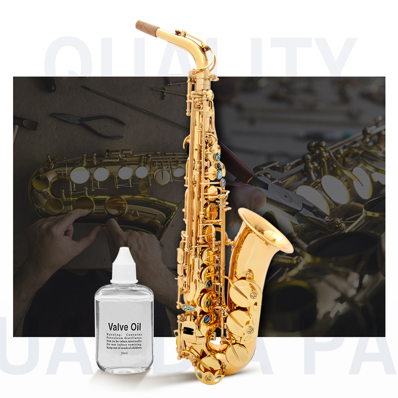 Hot 30ml Valve Lubricating Oil Smooth Switch Parts For Sax Saxophone Clarinet Flute Trumpet Horn Brass Instruments Accessories
