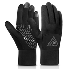 Fits Sport Winter Ski with Touch-Screen-Function Both Men Size-M Black MOVTOTOP